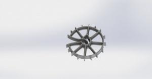 قالب تزریق پلاستیک چرخ دنده ای