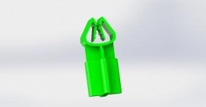 قالب تزریق پلاستیک قطعات پلاستیکی