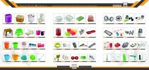 کاتالوگ محصولات شرکت قالب سازی فن آور پلاستیک